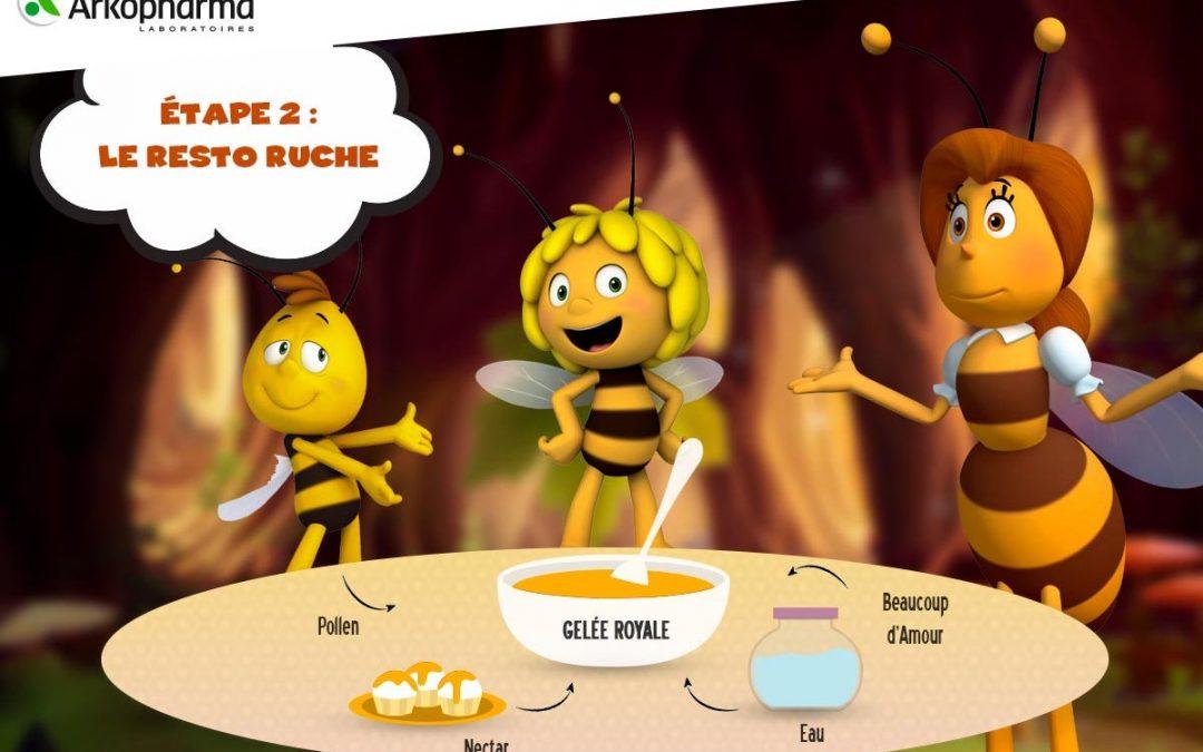 La #BeeAttitude avec Arkoroyal